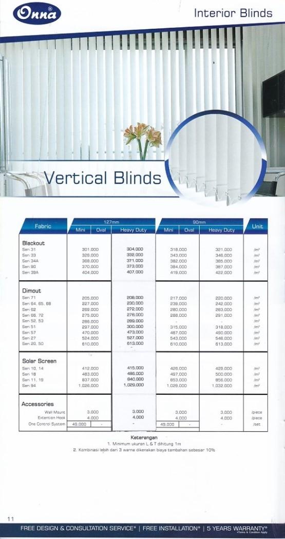 harga vertical blind onna makassar